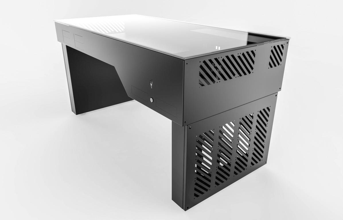 New Computers Built Into Desks Are Epic Computer
