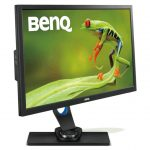 BenQ professional monitor for graphic design and photo editing