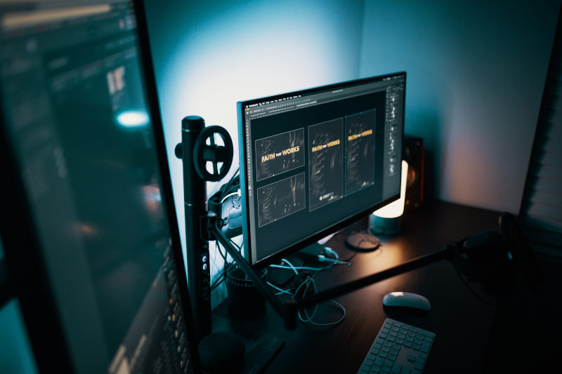Best Monitor For Photo Editing and Graphic Design