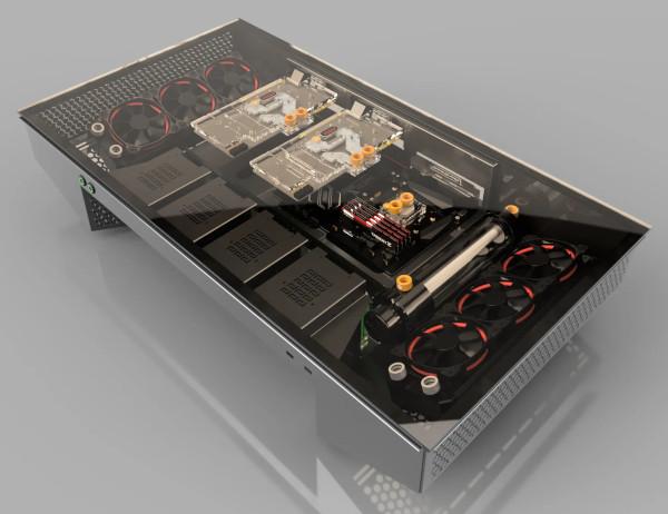 GTEPC Extreme Desk PC